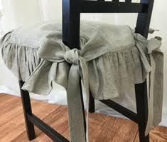 Linen Chair Slipcover Linen Chair Slip Cover