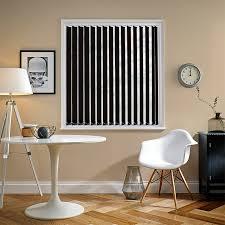 vertical blinds amazon black friday unilux pvc blackout black vertical blind direct blinds