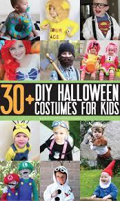 diy kids halloween costumes