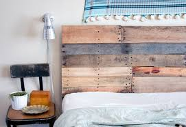 Cool Wood Headboards by Amazing Reclaimed Wood Headboard Remodelaholic Reclaimed Wood