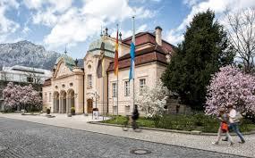 Parkkino Bad Reichenhall Das Königliche Kurhaus Bad Reichenhall