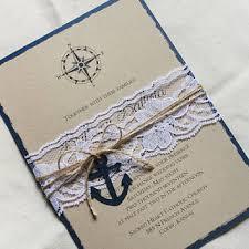 nautical themed wedding invitations shop nautical themed invitations on wanelo