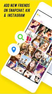 snapchat update apk flamingo more friends for snapchat kik add views last