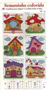 508 best cross stitch houses images on pinterest crossstitch