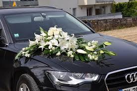 deco mariage voiture af créations décoration de votre mariage nantes pays de