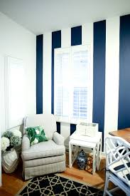 white walls home decor navy striped wall kelly in the city