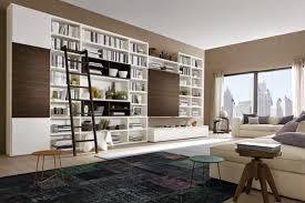 bookshelves in living room furniture modern living room shelving ideas white bookshelves