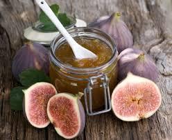 cuisiner des figues fraiches confiture de figues fraîches au sucre de canne recette de