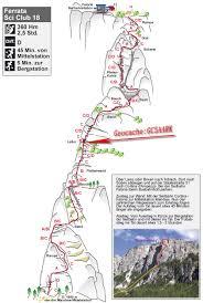 Geocache Map Gc5aark Ferrata Sci Club 18 U2013 Klettersteig Traditional Cache In