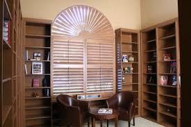 Arch Window Curtain Arched Shutters 3 Blind Mice Window Coverings San Diego Ca