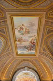 Decorated Ceiling Highlights Of The Vatican Museums