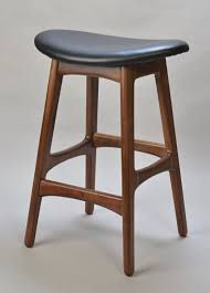Mid Century Modern Bar Stool Mid Century Modern Upholstered Bar Stools With Back In Colorful