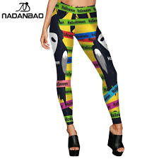 hallow ween online get cheap leggings halloween aliexpress com alibaba group