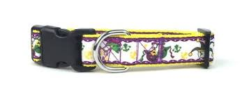 mardi gras dog collars from mardi gras jester ribbon dog collar by midlee poochieheaven