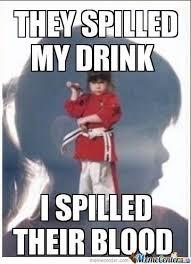 Meme Karate - karate girl by icouldntthinkofone meme center