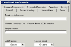 configuring airwatch to use active directory certificate authority