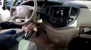 mazda mpv multifunction switch removal youtube