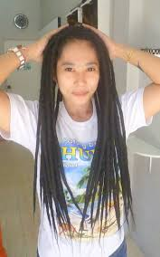 How To Dread Hair Extensions by Best 20 Human Hair Dread Extensions Ideas On Pinterest Thin