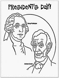 presidents day coloring pages fablesfromthefriends com