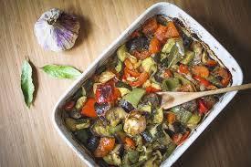 julie cuisine le monde recette de la ratatouille by la styliste yiqing yin cuisine