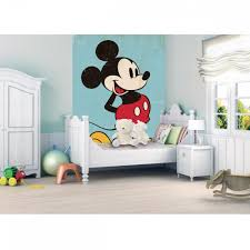 Mickey Mouse Bedroom Furniture by Mickey Mouse Wallpaper For Bedroom