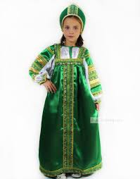 sarafan and russian traditional costumes for kids rusclothing com