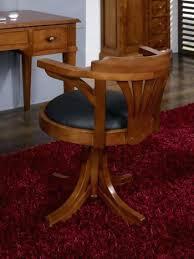 fauteuil de bureau en bois pivotant fauteuil bureau bois luxe chaise de bureau bois achat fauteuil