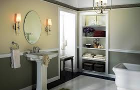 lighting bathroom light fixture with outlet as bathroom lighting