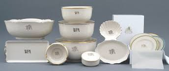 monogrammed serving dishes pickard monogrammed and custom pickard china and dinnerware