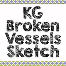 kg broken vessels sketch font by kimberly geswein fontspace