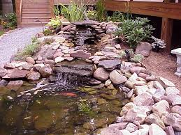 Small Backyard Pond Ideas by Landscaping Waterfalls And Fish Ponds Ponds Ideas With Waterfall