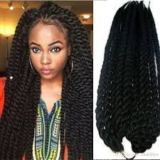 crochet braiding hair for sale hot sell havana mambo twist crochet braids hair 24 inch senegalese