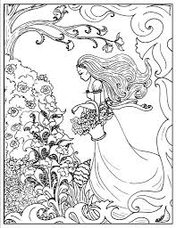 artistic coloring pages fablesfromthefriends com