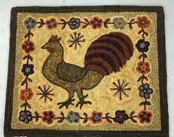 express your fantasy with rug hooking patterns best decor things