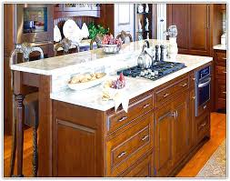kitchen islands with cooktops kitchen island ideas with stove and sink sink ideas