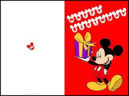 print birthday card birthday card template printable printable