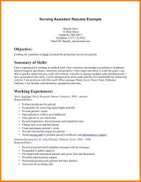 Cna Resume Samples by A Cna Resume Free Resume Example And Writing Download