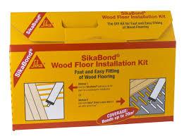 sikabond wood floor installation kit wood floor adhesive sika