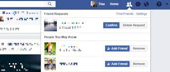 home design app add friends facebook friend requests unwritten rules hidden settings
