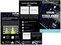 241 best brochure templates images on pinterest templates