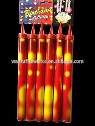 candle sparklers 12cm 35seconds birthday candle sparklers fireworks or birthday