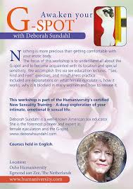 How To Feel Comfortable With Your Body Did You Know That Men Have G Spot Too Osho Humaniversity
