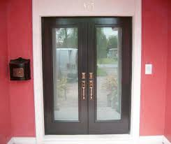 French Doors With Blinds In Glass French Doors Exterior Blinds Video And Photos Madlonsbigbear Com