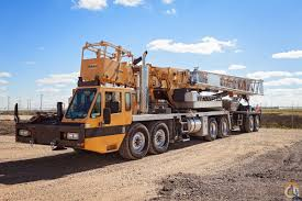 exc condition great price link belt htc 8665 crane for sale on