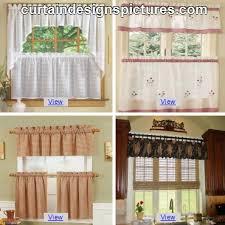 Curtain Designs For Kitchen by Kitchen Curtain Designs Pictures Kitchen Curtain Designs