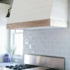 kitchen backsplash trim ideas white kitchen hood with wood trim design ideas