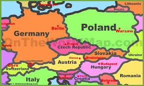 eurpoe map europe maps maps of europe ontheworldmap com