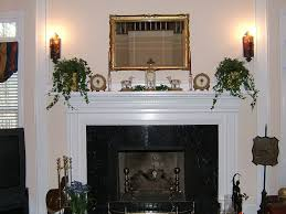 mantel decor with tv u2014 jen u0026 joes design fireplace mantel decor