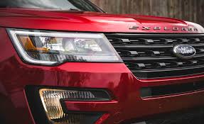 Ford Explorer Headlights - ford explorer sport 2016 9057 cars performance reviews and