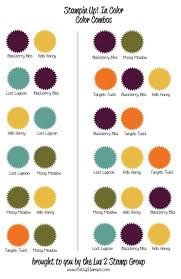 Color Up 10 Best Rgb Color Codes For Stampin Up Images On Pinterest